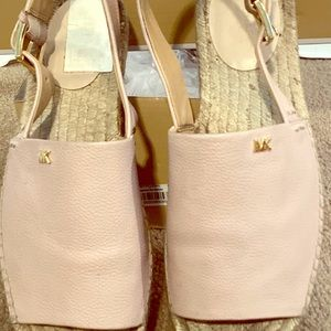 Espadrille sandals by MICHAEL KORS
